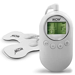 Wow Slim X2 Portable Electric Body Massager - Weight Management + Pain Relief