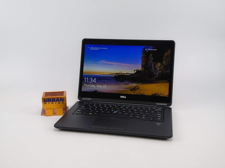Dell Latitude E7450 14 Inch FHD (1920x1080) LED Business Ultrabook Intel Core 5th Generation i7 i7-5600U 8GB DDR3L 256GB Solid State Drive WiFi Windows 10 Pro