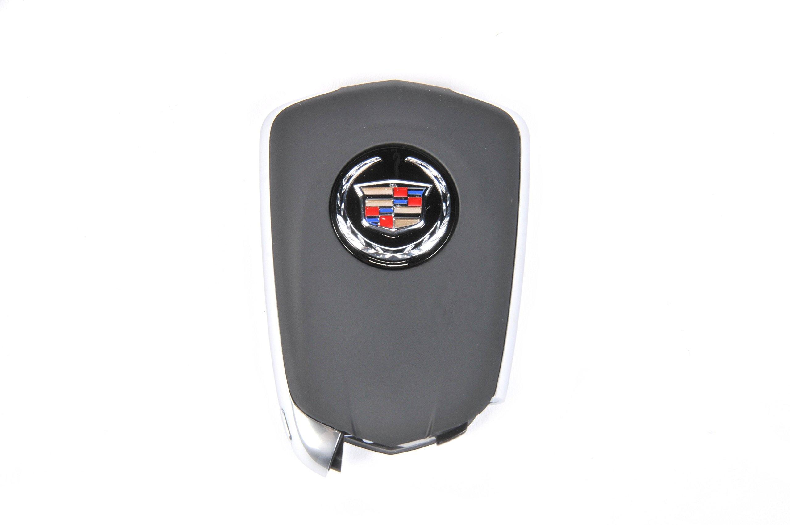ACDelco 13598527 GM Original Equipment 5 Button Keyless Entry Remote Key Fob