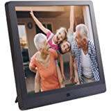 Pix-Star 15 Inch Wi-Fi Cloud Digital Photo Frame FotoConnect XD with Email, Online Providers, iPhone & Android app, DLNA and