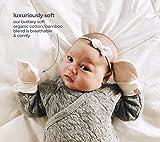 Goumikids Baby Mittens, Organic, Scratch Free