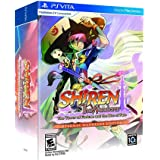 Shiren The Wanderer: The Tower of Fortune and the Dice of Fate (Eternal Wanderer Collector Limited Edition) - PlayStation Vit