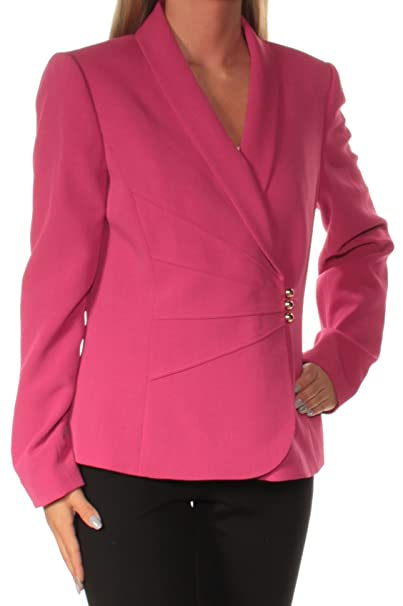 Amazon.com: Tahari por Arthur S. Levine Womens cuello side ...