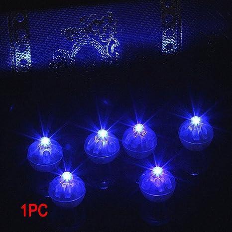 HIANG256 - Lote de 20 Mini Bombillas LED para Bola de Navidad, para decoración de