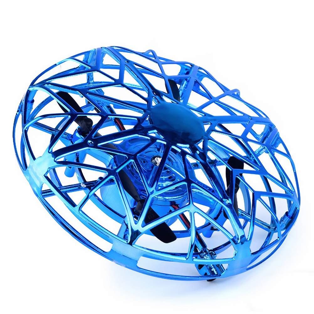 Gold Neborn Anti-kollision Hand UFO Ball Fliegen Flugzeug RC Spielzeug Led Geschenk Suspension Mini Induktion Drone F/ür Kinder Jungen
