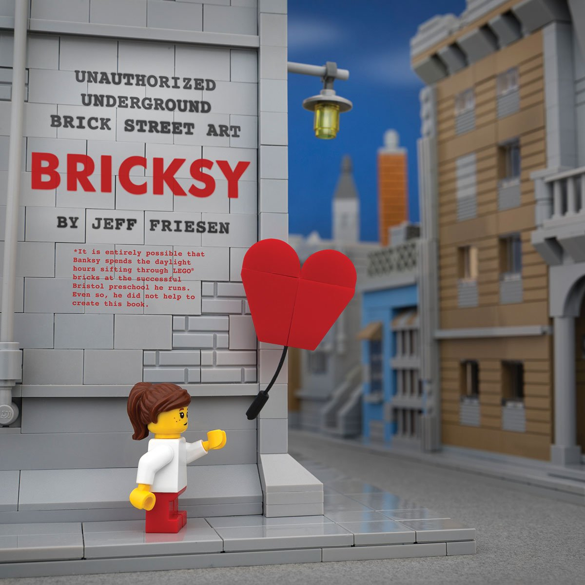 Bricksy: Unauthorized Underground Brick Street Art pdf