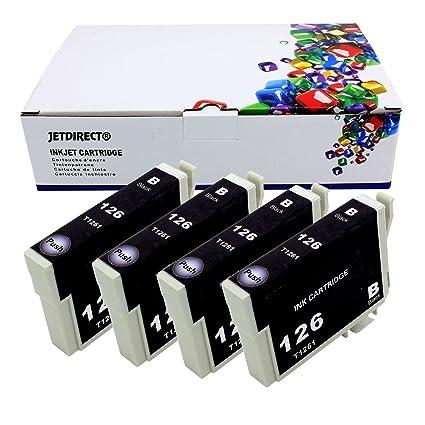 Jetdirect 10 Pack cartucho de tinta compatible de repuesto para ...