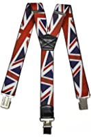 Braces / Suspenders for All Ages, Y-Shape with London Designs