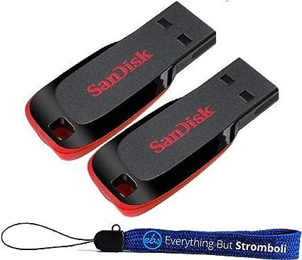 SanDisk Cruzer Blade 8GB 16GB 32GB 64GB USB 2.0 Flash Memory Pen Drive Stick LOT