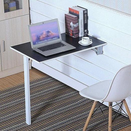 YHDD Pequeño apartamento Actividad Mesa Plegable Mesa Colgante ...