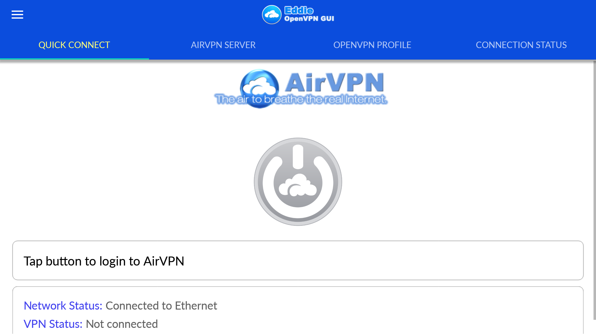 Eddie - AirVPN official OpenVPN GUI: Amazon ca: Appstore for