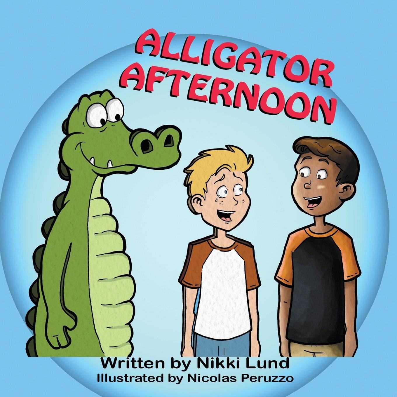 Download Alligator Afternoon pdf epub