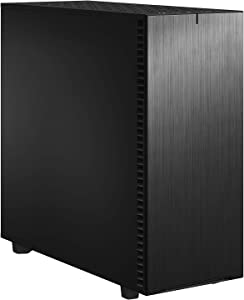 Fractal Design Define 7 XL Black Brushed Aluminum/Steel E-ATX Silent Modular Full Tower Computer Case (FD-C-DEF7X-01)