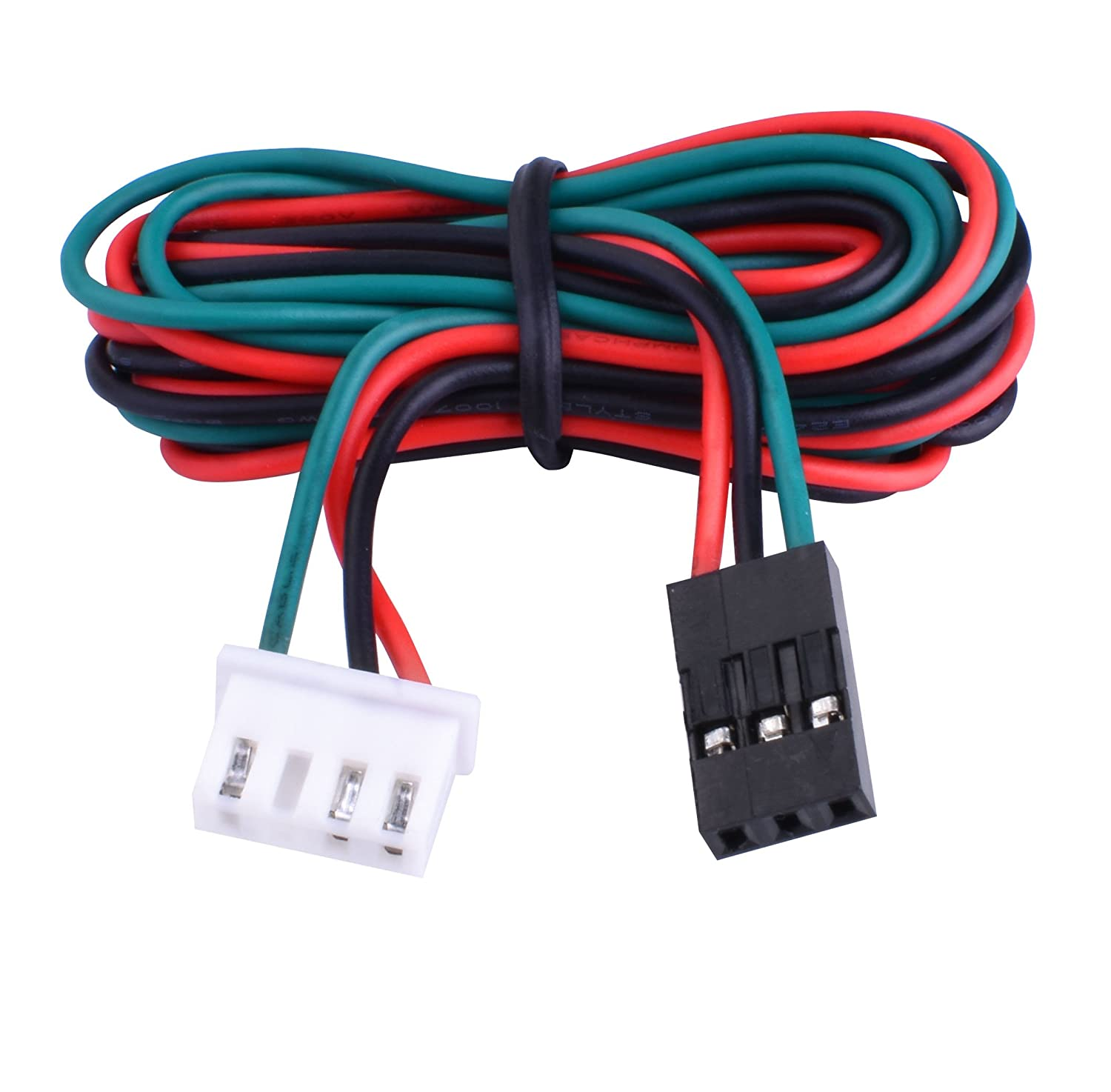 Longruner 6 X Mechanical Endstop Limit Switch With 22awg Diagram Along Cnc Wiring Cable For 3d Printer Makerbot Prusa Mendel Reprap Arduino Mega 2560 Ramps 14