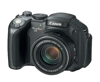 amazon com canon powershot pro series s3 is 6mp with 12x image rh amazon com canon powershot s3is mode d'emploi canon powershot s3 is manual pdf