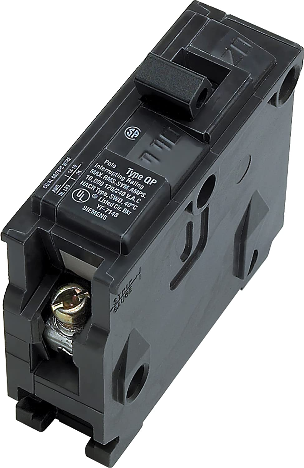 Q115 15 Amp Single Pole Type Qp Circuit Breaker Trip Of A Your Electrical Home Together With