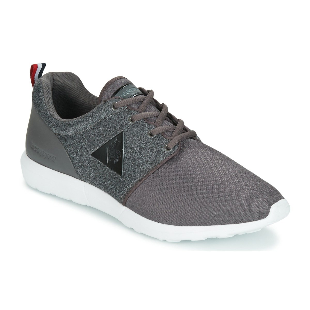 Le Coq Sportif Dynacomf Knit Mesh Chaussure Homme Gris Taille