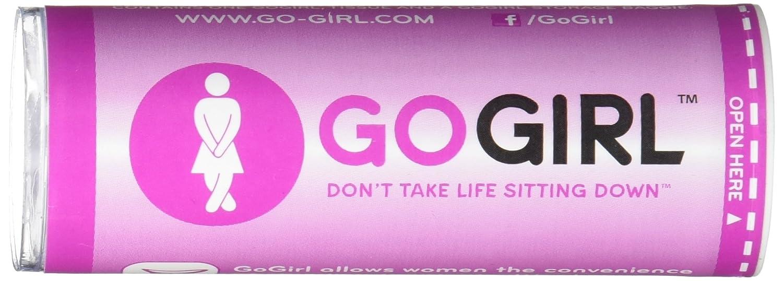 Go Girl Sanitary Device, Camo, 2 Count GGCK2