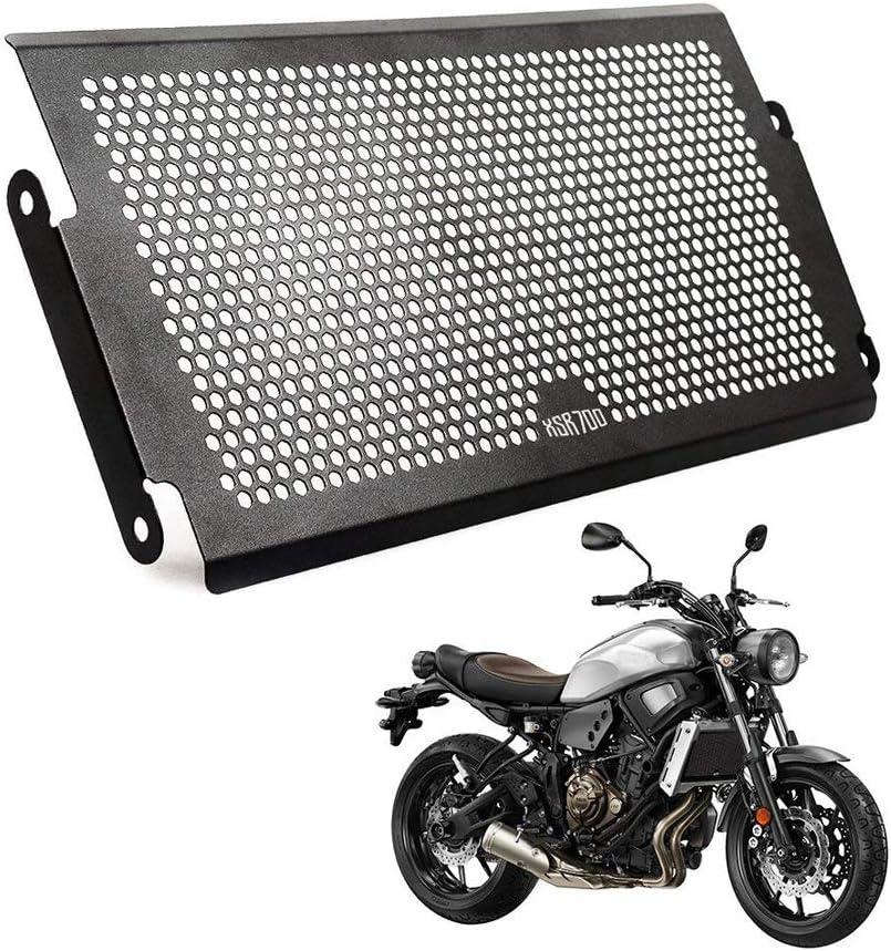 XSR700 Rejillas frontales de radiador Guarda protectora Radiator Guard para Yamaha XSR 700 2013 2014 2015 2016 2017