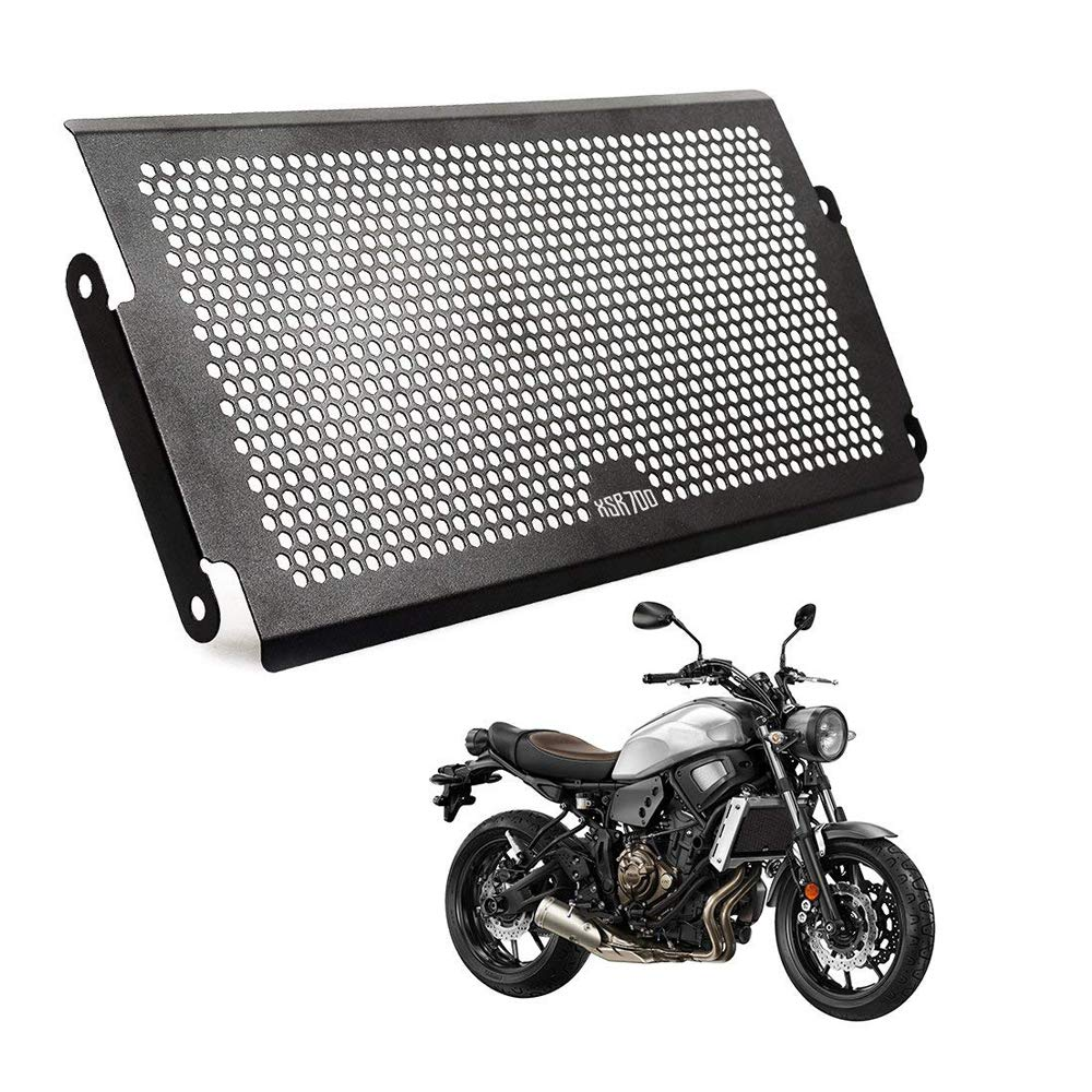 XSR700 Motorcycles Stainless Steel Water Cooler Radiator Grille Radiator Guard Protector For Yamaha XSR 700 XSR700 2013 2014 2015 2016 2017
