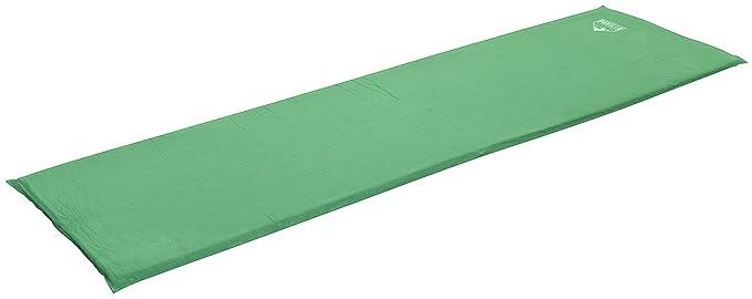 Bestway 68058 - Suelo aislante foam para una persona, 180 x 50 x 2.5 cm: Amazon.es: Deportes y aire libre