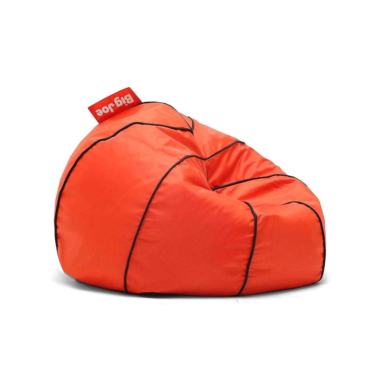 MISC - Puf de Baloncesto con Forma de Bola, Color Naranja: Amazon ...