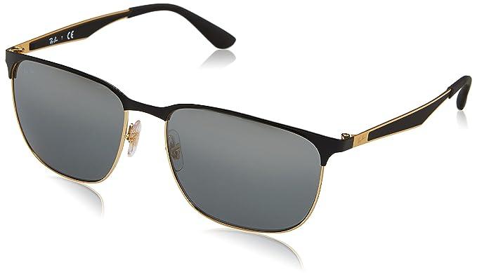 82249943fd RAYBAN Unisex s 0RB3569 187 88 59 Sunglasses