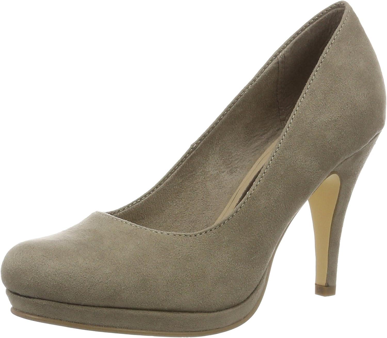 TALLA 39 EU. Tamaris 22407, Zapatos de Tacón para Mujer