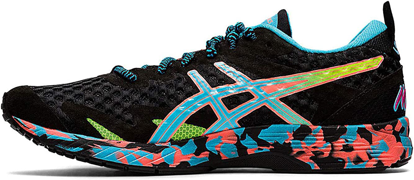 Asics Gel-Noosa Tri 12, Running Shoe Womens, Black/Aquarium, 37 EU: Amazon.es: Zapatos y complementos
