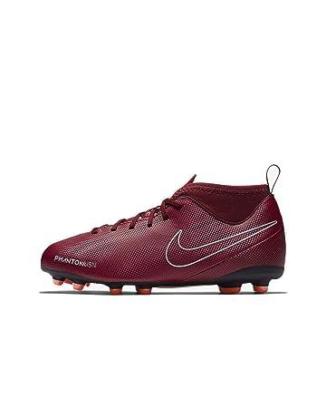 ca4daa29e4b25 Amazon.com: NIKE JR Phantom VSN Club DF FG/MG: Shoes