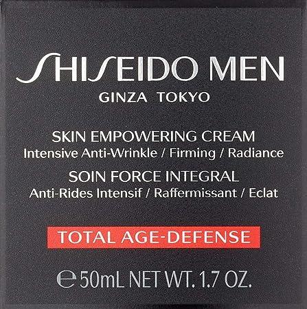 Shiseido Men - Crema antiarrugas, 50 ml