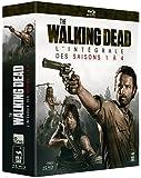 The Walking Dead - L'intégrale des saisons 1 à 4 [Blu-ray]