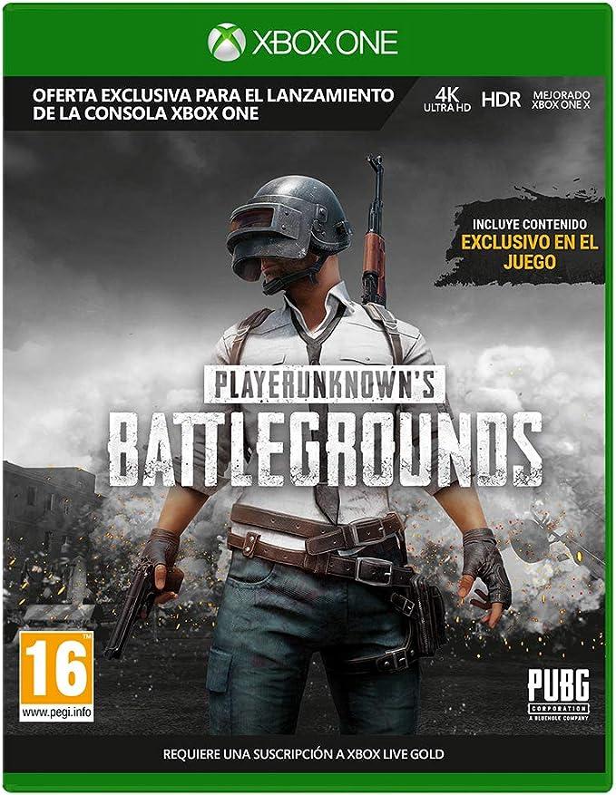 PUBG 1.0 - Playerunknowns Battlegrounds: Microsoft: Amazon.es: Videojuegos