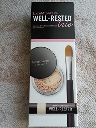 bareminerals well rested