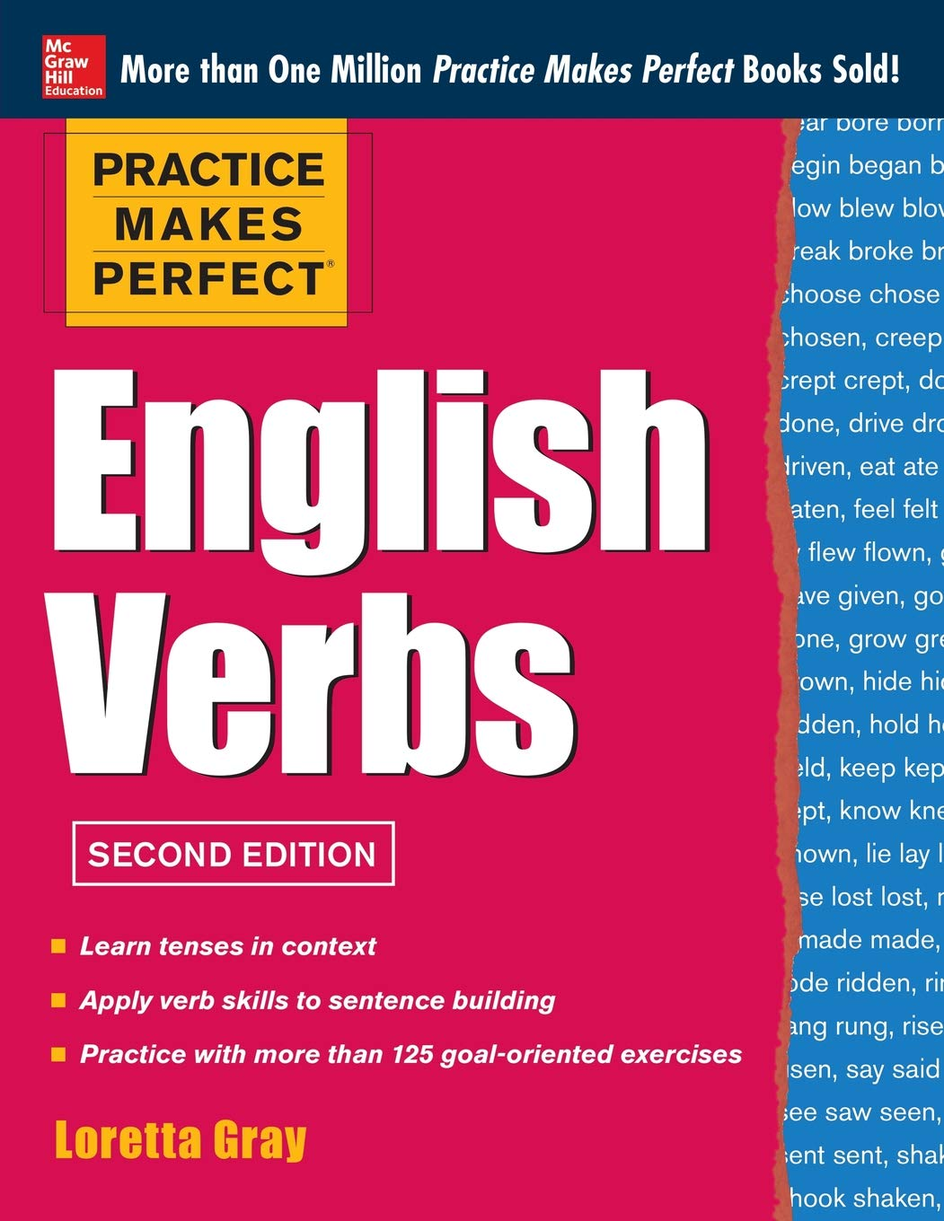 Practice Makes Perfect English Verbs, 2nd Edition: With 125 Exercises +  Free Flashcard App (Practice Makes Perfect (McGraw-Hill)): Amazon.co.uk:  Loretta ...