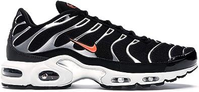 Miguel Ángel Acerca de la configuración ventajoso  Amazon.com | Nike Air Max Plus TN SE Black/Hyper Crimson/Dark Grey  CD1533-001 9 US Men's | Shoes