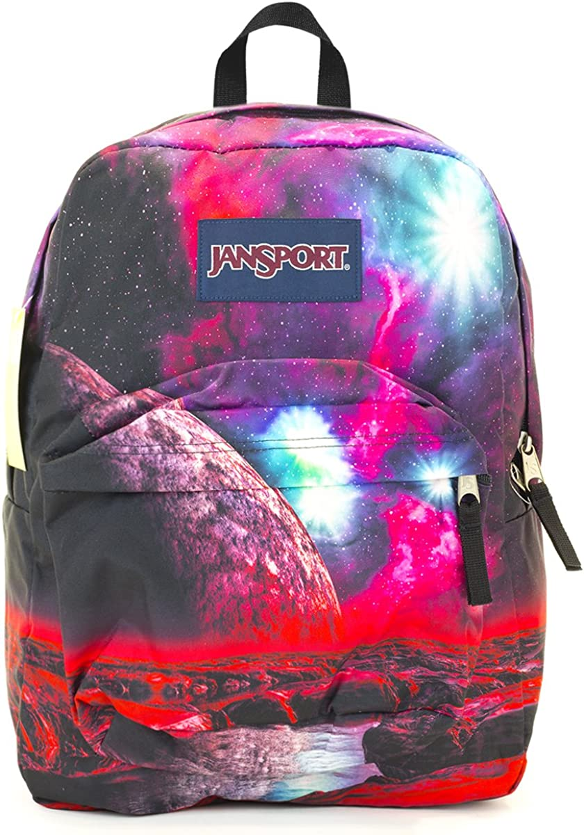 Jansport Superbreak Backpack multi cosmic water