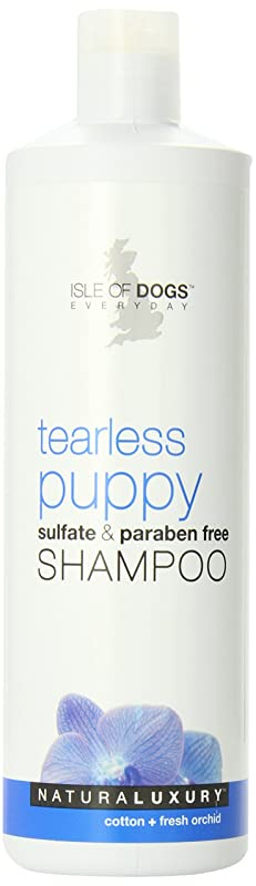 Isle Of Dogs Tearless Puppy Shampoo Review