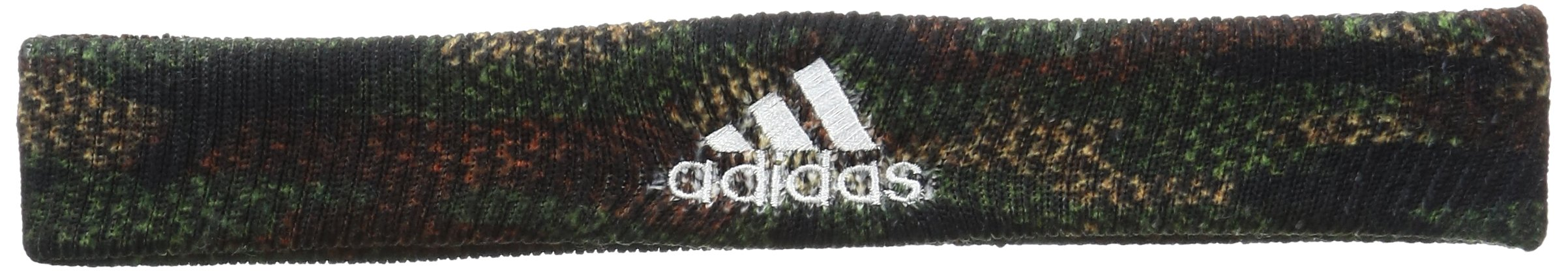 adidas Interval Reversible Headband, Prime Camo Digital Print, One Size