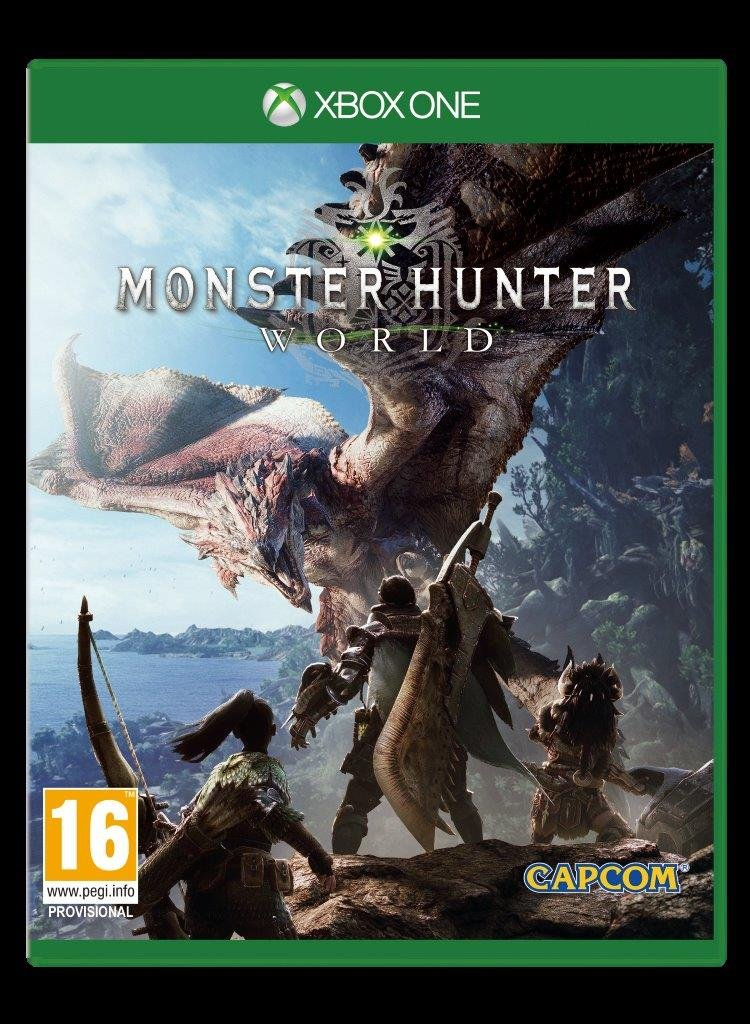 06fd240a44ca8 Buy Monster Hunter  World (PS4) Online at Low Prices in India ...
