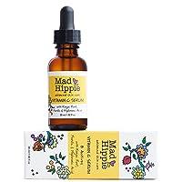 Mad Hippie Vitamin C Serum with Konjac Root, Hyaluronic Acid, and Ferulic Acid -...