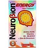 60 Caps Neurobion Energy - Amino Acids Vitamin B1 B2 B6 B12