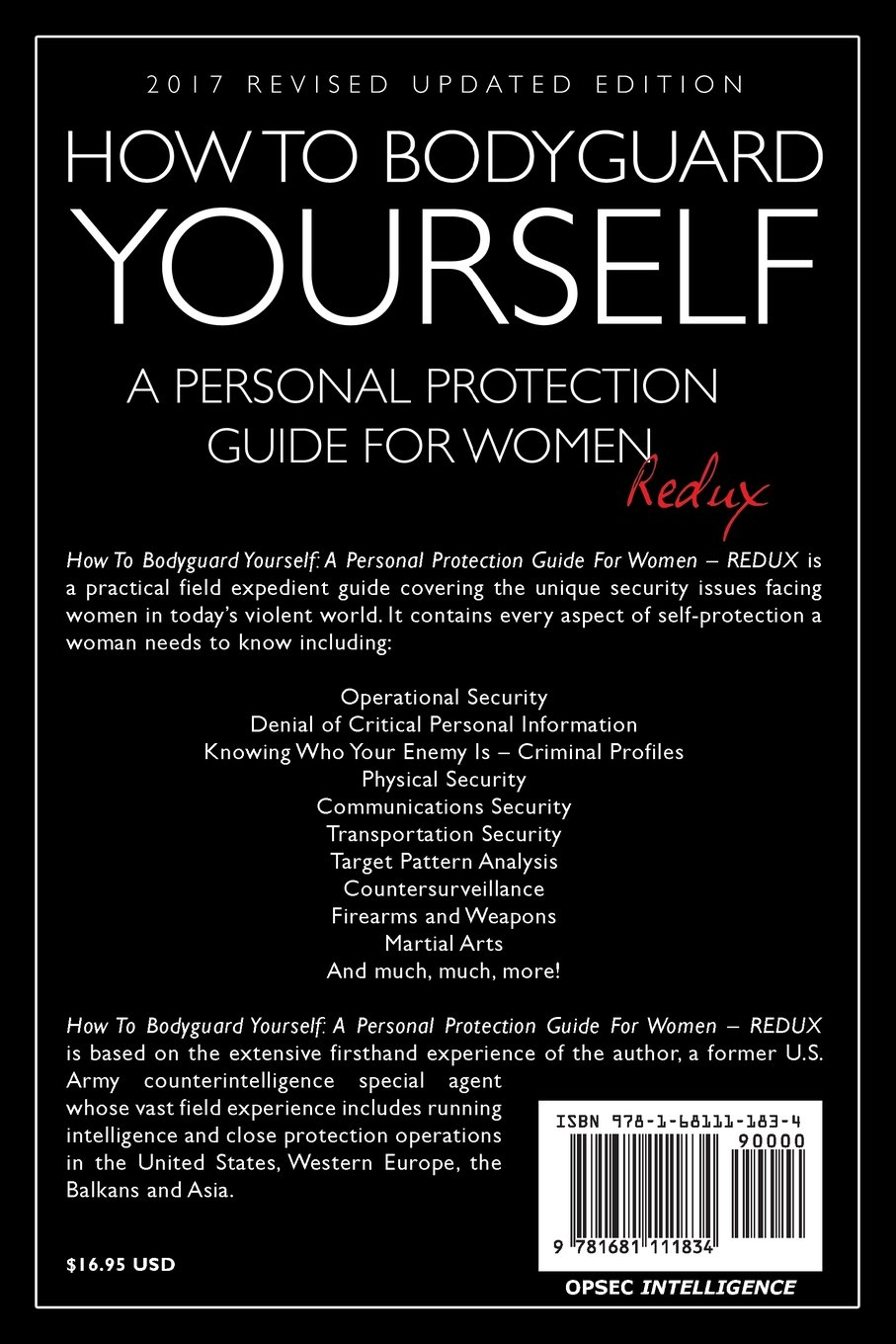 How to Bodyguard Yourself: A Personal Protection Guide for Women ...