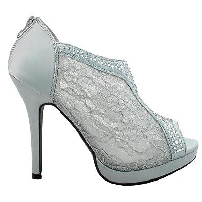 27fe79048794 DeBlossom Womens Yael-9 Dress Pumps Shoes