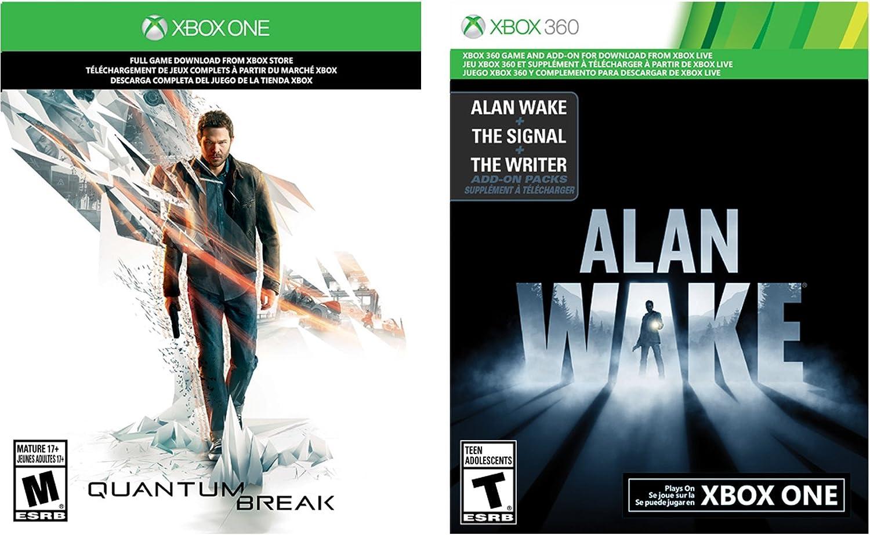 Xbox One 500GB White Console - Special Edition Quantum Break ...
