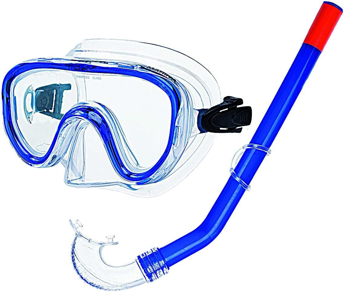 SEAC Z Piccolo Siltra Snorkel and Mask Set
