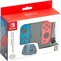 RDS Industries, Inc Nintendo Switch Joy-Con Silicone Action Pack, Includes Action Grip and Thumb Buttons - Nintendo Switch