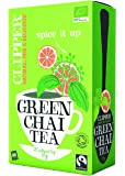 Clipper Tè Verde Speziato Chai - 20 Filtri - [confezione da 3]