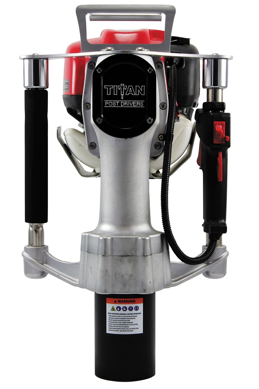 Titan Pgd3200 Post Driver Gas Powered Post Driver Honda