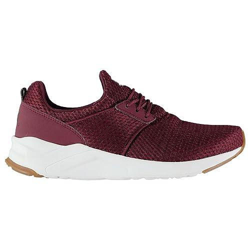Everlast Hombre Tanto LC Zapatos para Correr Burgundy 42: Amazon.es: Zapatos y complementos